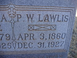 Phillip Willard Lawlis