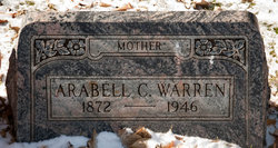 Arabell Charlotte <i>Crewse</i> Warren