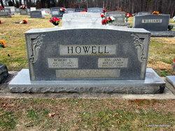 Ida Jane <i>Mackie</i> Howell