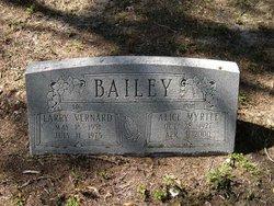 Alice Myrtle <i>Nix</i> Bailey