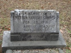 William Harrison Groover