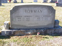 Edna Lee <i>Flowers</i> Bowman