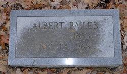 Albert Bailes