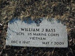 William J Bass