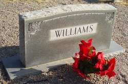 Alphonso <i>Williams</i> Williams