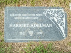 Harriet Adelman