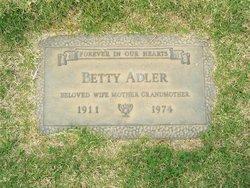 Betty Adler