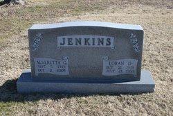 Alveretta Gertrude <i>Clemens</i> Jenkins