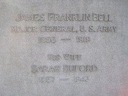 Sarah <i>Buford</i> Bell
