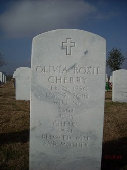 Olivia Mae Roxie <i>Smith</i> Cherry