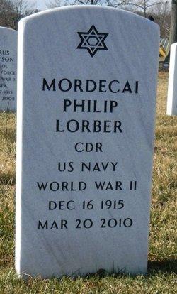 CDR M. Philip Lorber