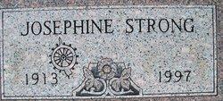 Josephine Stanton Strong