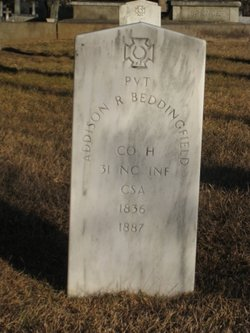 Pvt Addison R. Beddingfield