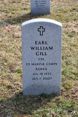 Earl William Gill