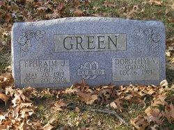 Ephraim J Eph Green
