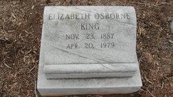 Elizabeth Osborne <i>Wilson</i> King