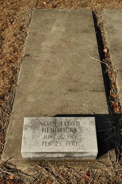 Alvin Floyd Hendricks