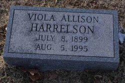 Viola White <i>Allison</i> Harrelson