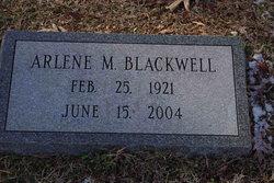 Arlene M. Blackwell