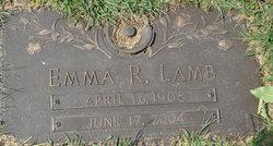 Emma Rose Wilhelmina <i>Hartman</i> Lamb