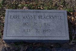 Earl Wayne Blackwell