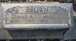 Mabel Jane <i>Duke</i> Brown