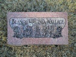 Blanch Virginia Wallace