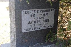Matilda <i>Bone</i> Chinnery