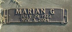 Marian <i>Greenstreet</i> Chenault