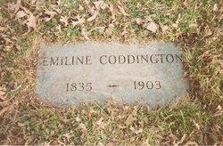 Emiline <i>Kirkham</i> Coddington