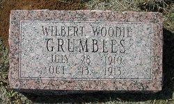 Wilbert Woodie Grumbles