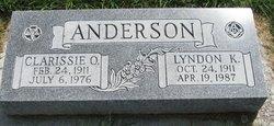 Lyndon Kenneth Anderson