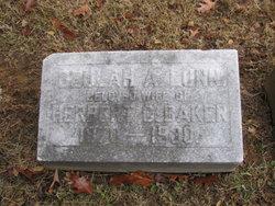 Beulah A. <i>Lunn</i> Baker