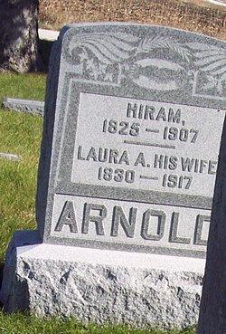 Laura Ann <i>Alger</i> Arnold