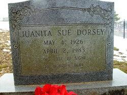 Juanita Sue <i>Callaway</i> Dorsey