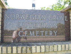 Norwegian Grove Lutheran Cemetery