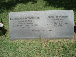 Laurence S. Bosworth, Jr