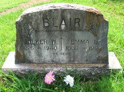 Larindia Emma <i>Whaley</i> Blair