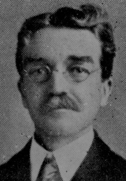 Joseph Angus Vance