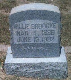 Willie Broocke