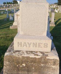 Matilda <i>Cropper</i> Haynes