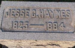 Jesse Gaines Haynes