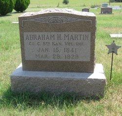Pvt Abraham H. Martin
