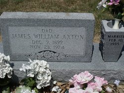 James William Axton