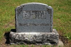 William Burtrum Bert Baker