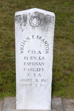 William T. Frantom