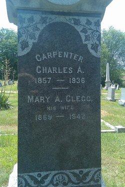 Mary A. <i>Clegg</i> Carpenter