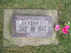 Bertha P Hilgendorf