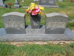 Dorothy <i>Johnson</i> Everidge