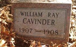 William Ray Cavinder
